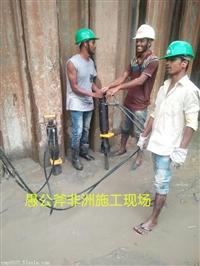 静态爆破岩石劈裂机德阳市施工队