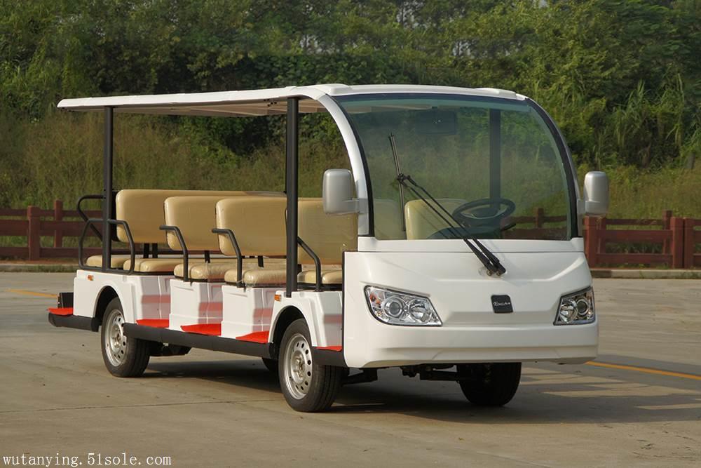 供应华南地区11座电动观光车