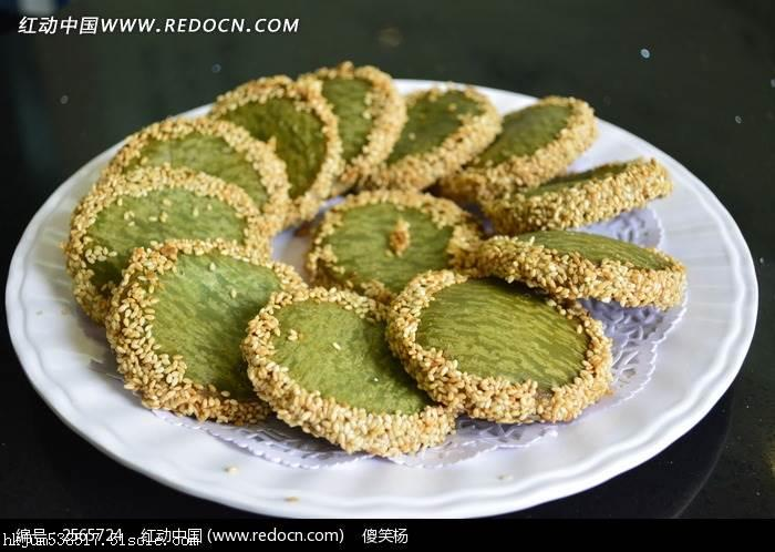 广州哪里可以学绿豆饼技术 绿豆饼培训