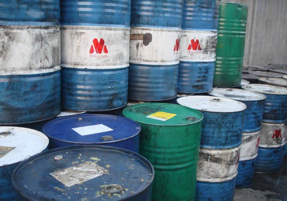 化工原料回收网