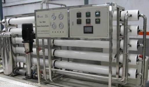 工业水处理设备操作规程