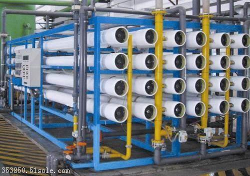 纯净水处理设备在水工业发展方向