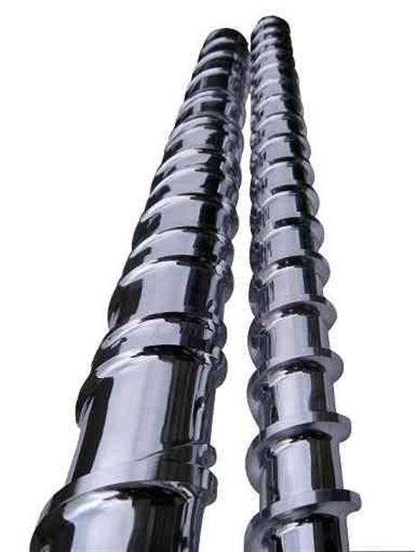 金属双螺杆专业生产厂家