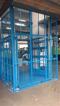 升降貨梯廠家-中山導軌式液壓升降貨梯安裝-訂做生產直銷廠家