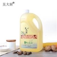 吴大厨野生山茶油5L食用油植物油茶籽油茶油