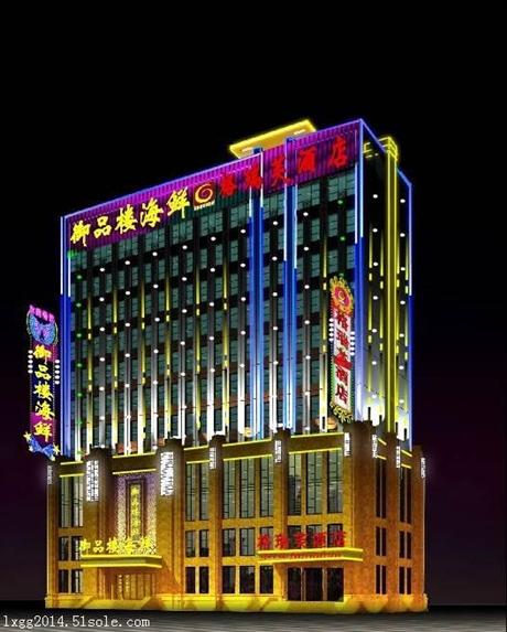 东莞店面招牌设计制作,刘鑫广告常年跟踪服务