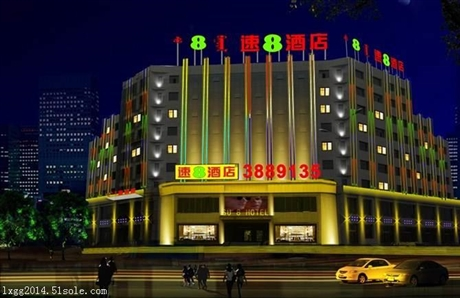 东莞酒店宾馆亮化工程,刘鑫广告品质保证