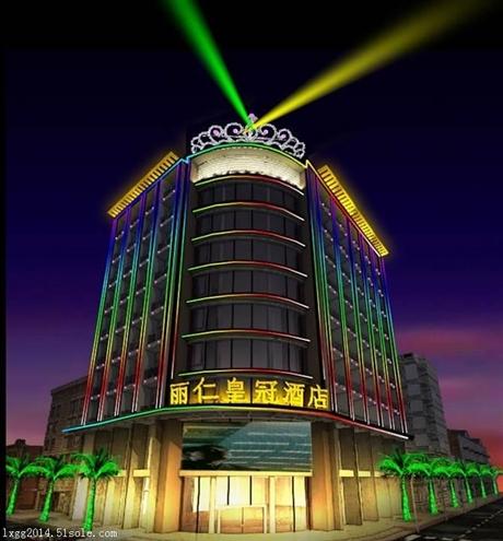 东莞酒店led发光字设计制作,刘鑫广告完善售后服务