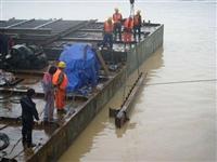 湖南省岳阳市桥墩水下摄像检测公司提供完美的工程质量