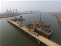黃石常年收購-廢舊工字鋼貝雷片630螺旋管鋼支撐鋼棧橋