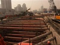 隨州長期收-廢舊工字鋼貝雷片二手630螺旋管鋼支撐求購鋼棧橋材料