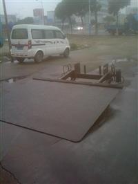 中山東鳳鎮 二手汽車升降尾板安裝-銷售廠家-供應順德二手尾板