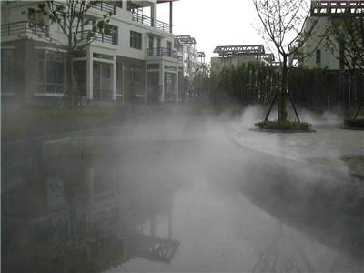 旅游区景区人工造雾系统技术参数