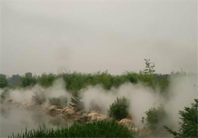 别墅花园绿化带人工造雾系统技术参数