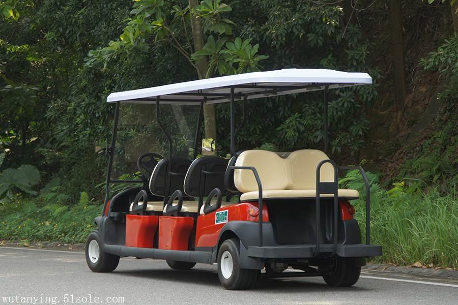 卓越八座电动高尔夫球车价格