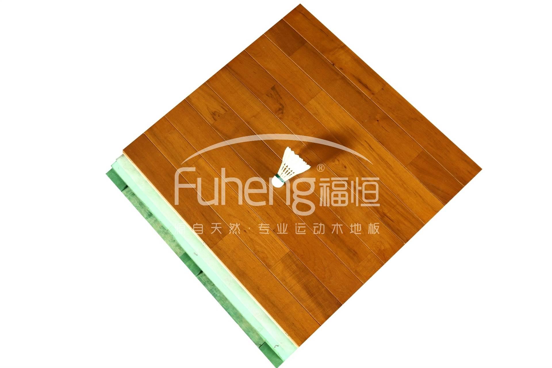 篮球场木地板厂家批发销售商