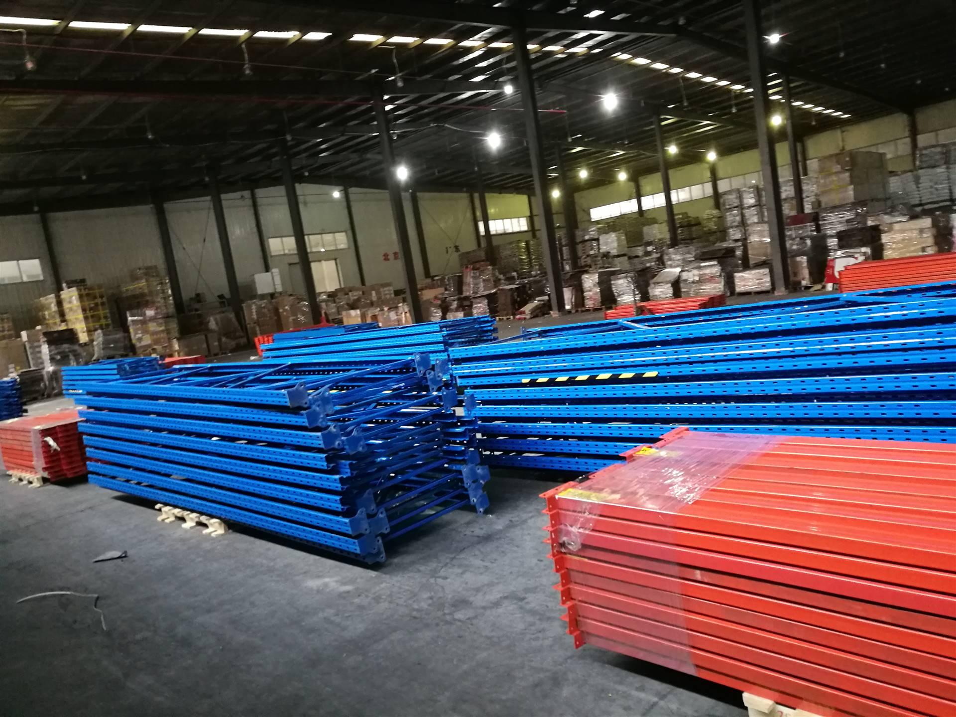 上海出售二手货架高价回收旧货架