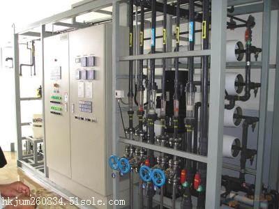 反渗透水处理设备的优势