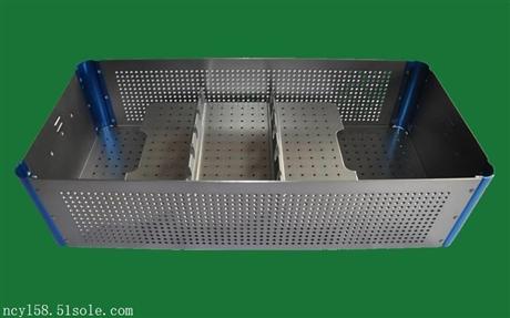 医用消毒盒特质铝合金