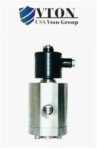 高端进口超高压电磁阀品牌/美国威盾VTON阀门