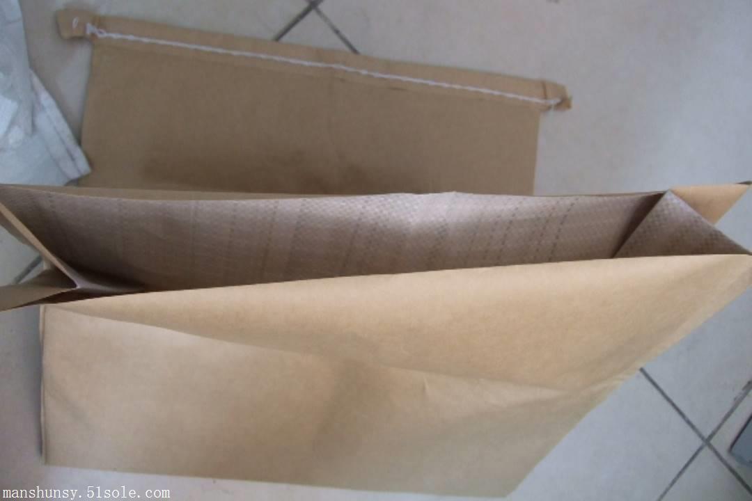 北京市大米手提袋 彩印編織袋印刷 牛皮紙灌漿袋