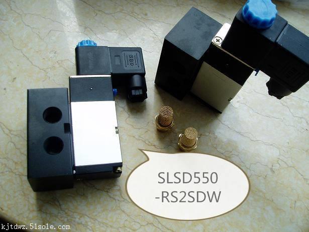 DC110V电磁换向阀SLSD550-RS2SDW