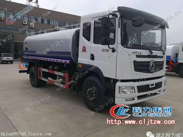 东风8吨10吨15吨洒水车厂家包上户多少钱