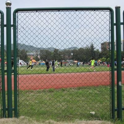 国帆学校体育场围网 体育场护栏 足球场围网