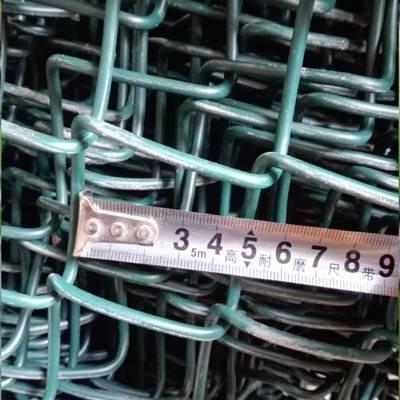 国帆体育场勾花围网厂家专业安装
