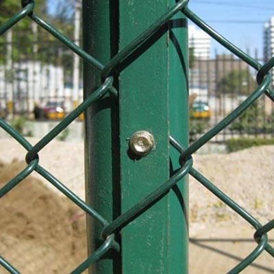 国帆供应球场围网 足球场防护网 羽毛球场护栏