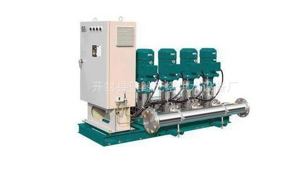 郑州供应蓝鲸变频恒压无塔供水设备,家用变频供水设备