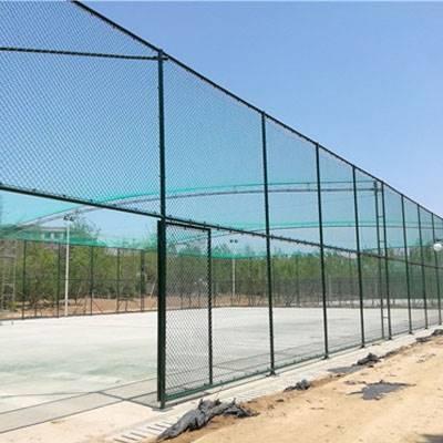 国帆球场勾花围网 球场护栏网 规格齐全