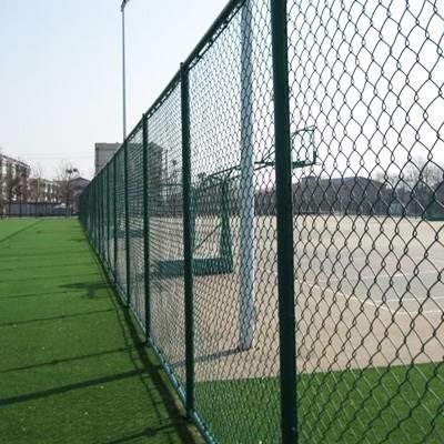 国帆球场包塑围网 勾花网护栏 防护网