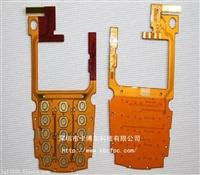 深圳手机按键板FPC线路板厂家