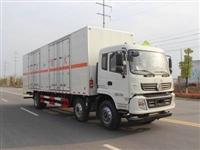 东风14吨杂项危险品运输车