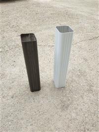 江苏南京铝雨落水管外墙排水管