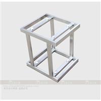 订做沙发边桌支架定做小桌支撑架金属桌腿定制玻璃桌架桌腿