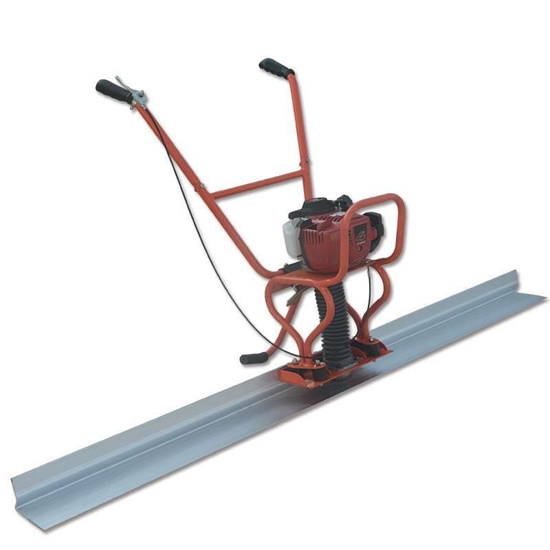 小型混凝土整平机 震动尺 拉平刮平尺 楼面路面厂房震动抹平尺