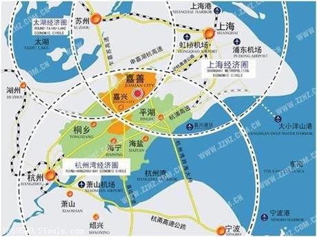 嘉善孔雀城打造全国第一规模的新中式水乡示范区