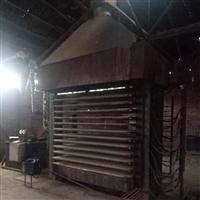 漳州产十二层三六尺木工板液压热压机