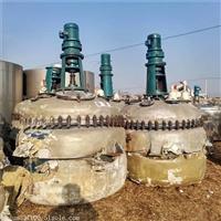 出售二手反应釜 搪瓷反应釜/不锈钢反应釜