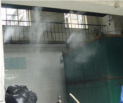油漆厂喷雾除臭设备权威制造商