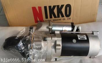 600-863-5911小松SA6D114起动机
