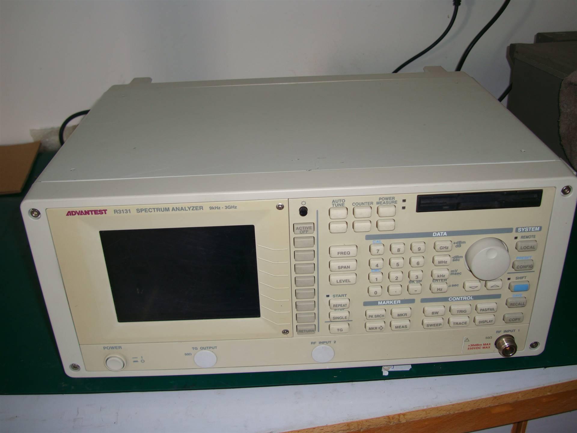 U3751是便携式8GHz 频谱仪回收