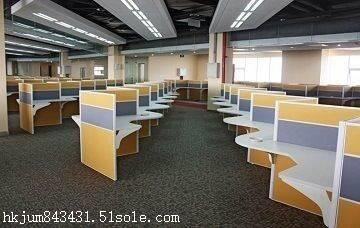 天津办公家具-屏风隔断