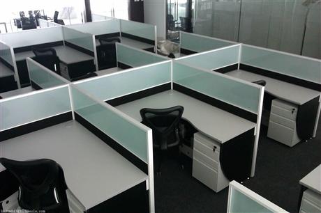 天津办公家具-工位隔断板