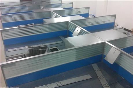 天津办公家具-屏风隔断板