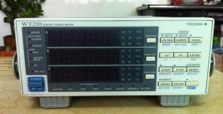 横河WT210功率计带谐波/低价出售