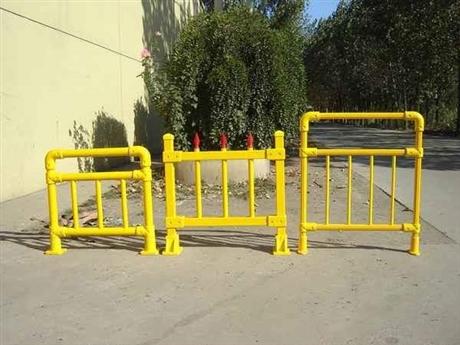 金河电力玻璃钢圆管定做绝缘围栏厂家价格