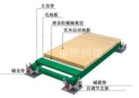 东莞运动木地板价格是多少钱